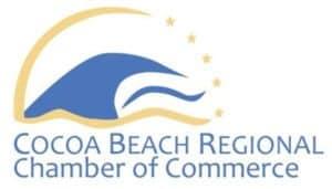 Cocoa Beach Chamber logo